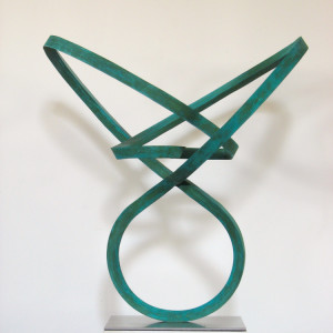 silicon bronze 24.5 x 22 x 24 inches $7,500