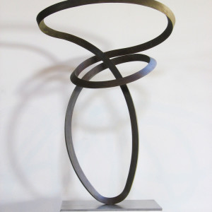 silicon bronze 24.5 x 17 x 17 inches $7,000