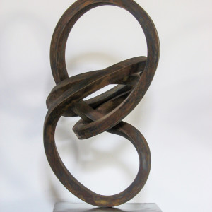 silicon bronze 24 x 17 x 14 inches $8,000