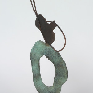 patinated bronze 20.5 x 7.5 x 8 inches $2,000